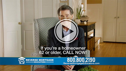 Pro Baseball Legend, Steve Garvey says: If you are 62 or older, and you've been considering a reverse mortgage, call the team I trust - Reverse Mortgage Educators.